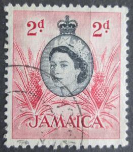Jamajka 1956 Ananas Mi# 163 0140