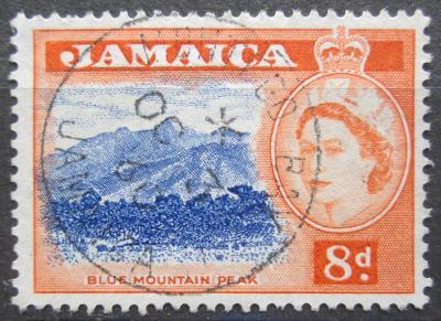 Jamajka 1956 Modré hory Mi# 169 0140
