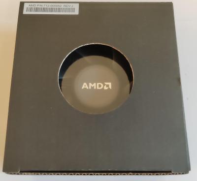 AMD box chladič procesoru CPU AM4 - Wraith Stealth - 712-000052 Rev J