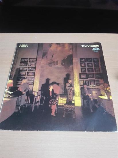 ABBA VISITORS - Hudba