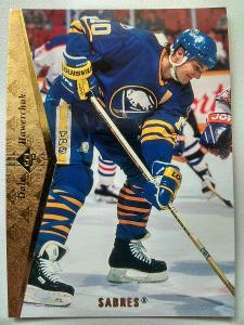 Dale Hawerchuk #15 Buffalo Sabers 1994/95 Upper Deck SP
