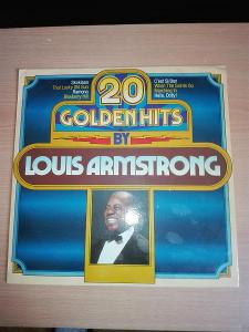 LOUIS ARMSTRONG 20 GOLDEN HITS