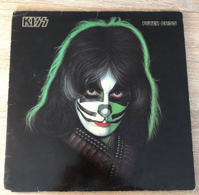LP - Kiss, Peter Criss – Peter Criss