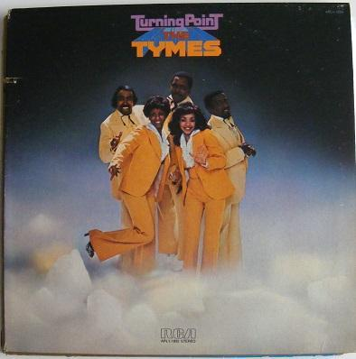 LP The Tymes - Turning  Point