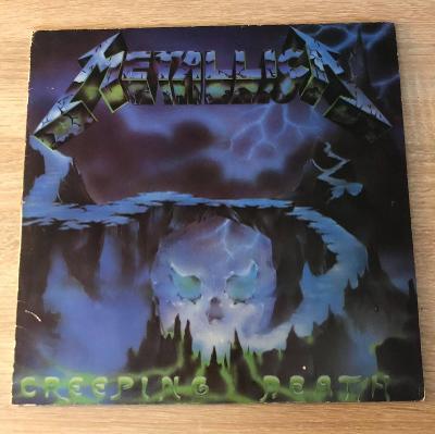 LP Metallica – Creeping Death