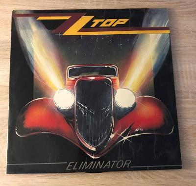 LP ZZ Top – Eliminator
