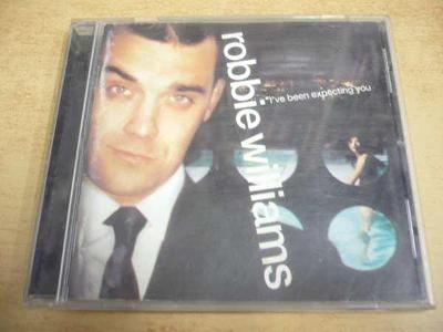 CD ROBBIE WILLIAMS / I´ve been expecting you