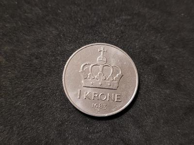 1 Krone (Norsko 1983)