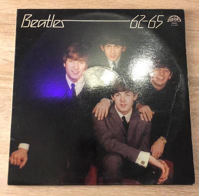 LP Beatles – Beatles 62-65