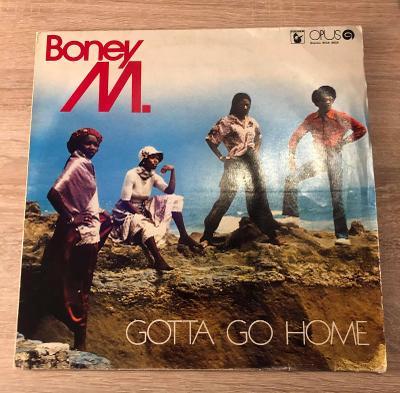 LP Boney M. – Gotta Go Home