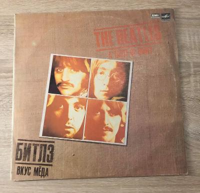 LP Beatles – A Taste Of Honey USSR