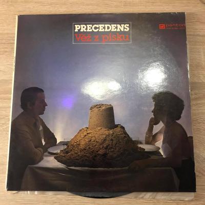 LP -  More images  Precedens – Věž Z Písku 1989