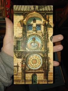 Pohlednice Orloj