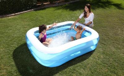 Nafukovací bazén 201 x 150 x 51 cm