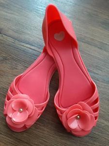 Baleríny, sandály MEL BY MELISSA velikost 39