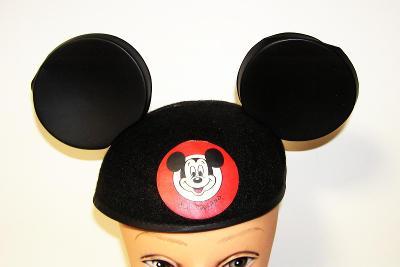 N669 MICKEY MOUSE - karnevalová čapka