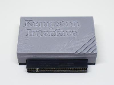 NOVÝ Kempston joystick interface ZX Spectrum - SLEVA