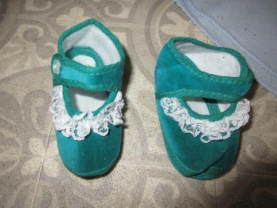 botičky-capáčky dětské