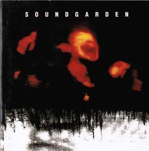 SOUNDGARDEN-SUPERUNKNOWN CD ALBUM 1994.