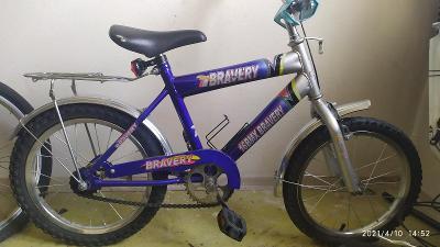Dětské kolo BMX