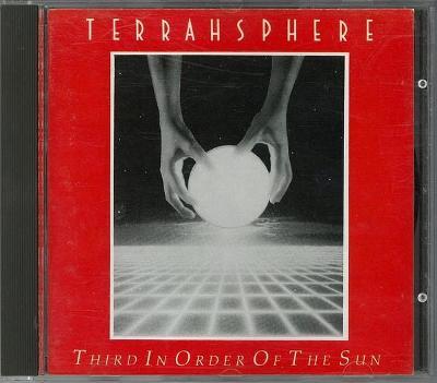 CD TERRAHSPHERE - THIRD IN ORDER OF THE SUN / US TRASH METAL