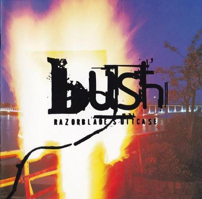 CD BUSH - RAZORBLADE SUITCASE