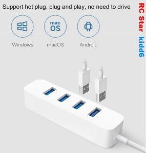 MI 4-PortUSB 3.0 HUB - Xiaomi
