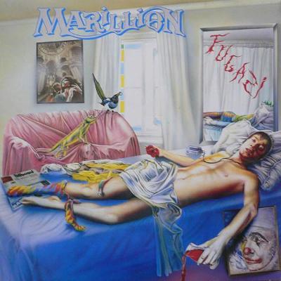 Marillion – Fugazi Label: Globus International – 210094 - 1 311,  NM
