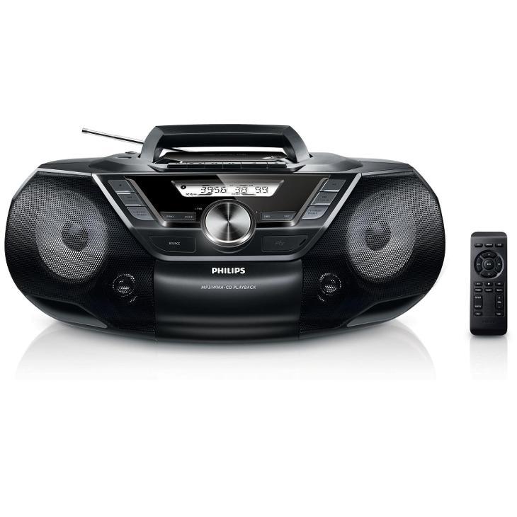 Radiomagnetofon s CD a USB PHILIPS AZ787 - TV, audio, video