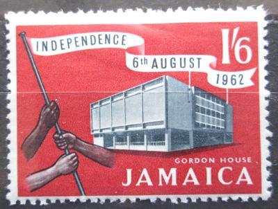 Jamajka 1962 Budova parlamentu Mi# 196 0140