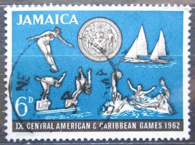 Jamajka 1962 Karibské hry Mi# 200 0141