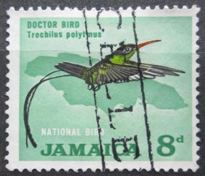 Jamajka 1964 Kolibřík červenozobý Mi# 226 0141