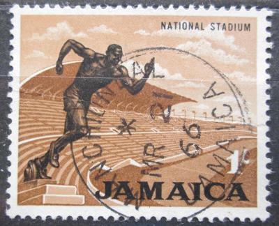 Jamajka 1964 Národní stadión Mi# 228 0141