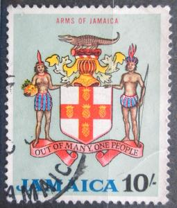 Jamajka 1964 Státní znak Mi# 233 0142