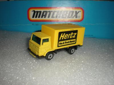 Matchbox Dodge Commando HERTZ r.1985