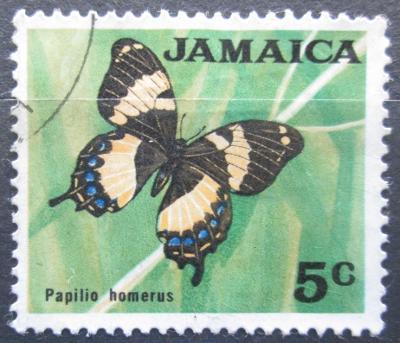 Jamajka 1970 Motýl Mi# 312 0142