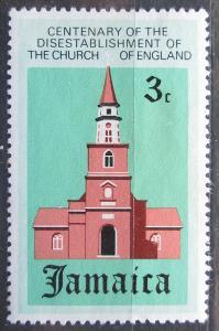 Jamajka 1971 Kostel Mi# 329 0142