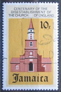 Jamajka 1971 Kostel Mi# 330 0142