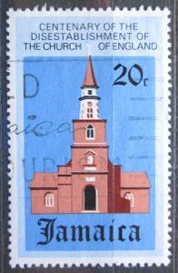Jamajka 1971 Kostel Mi# 331 0142