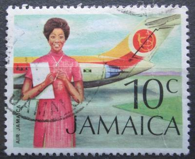 Jamajka 1972 Letuška Mi# 353 0142