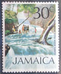 Jamajka 1972 Vodopády Mi# 360 0142