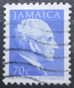 Jamajka 1987 Alexander Bustamante, politik Mi# 668 I 0143