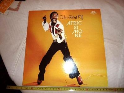 Afric  SIMONE  ..  .. LP deska .. vinyl .. pěkný stav 99%