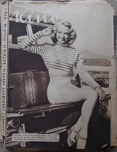 časopisy Kino 1947