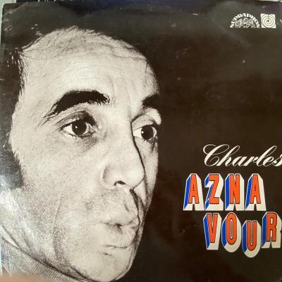 Charles Aznavour – Charles Aznavour - LP vinyl