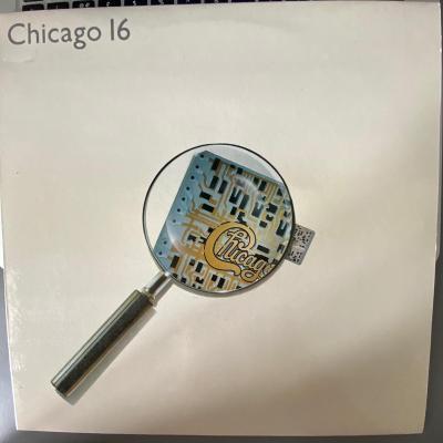 Chicago – Chicago 16 - LP vinyl