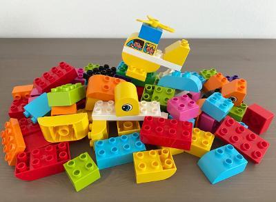 Lego Duplo 10848 - Moje první kostky