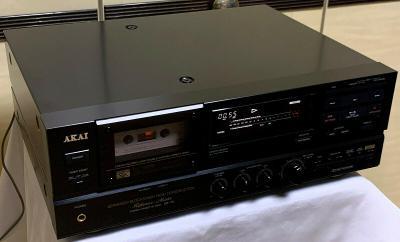 AKAI GX-75 Stereo Cassette Deck /HX-PRO/Dolby B-C/Spitzenklasse(Japan)
