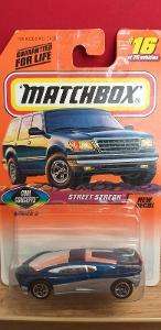 MATCHBOX ´´ STREET STREAK ´´ 1998 #16