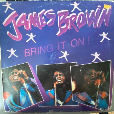 James Brown – Bring It On ! - LP vinyl